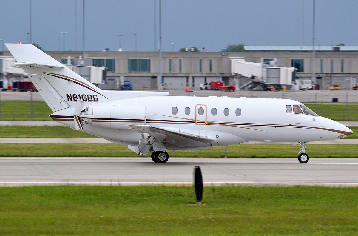 The newest Hawker 800A with the XPR upgrade on the Elite Air charter certificate gives customers another midsize option for trips from coast to coast.