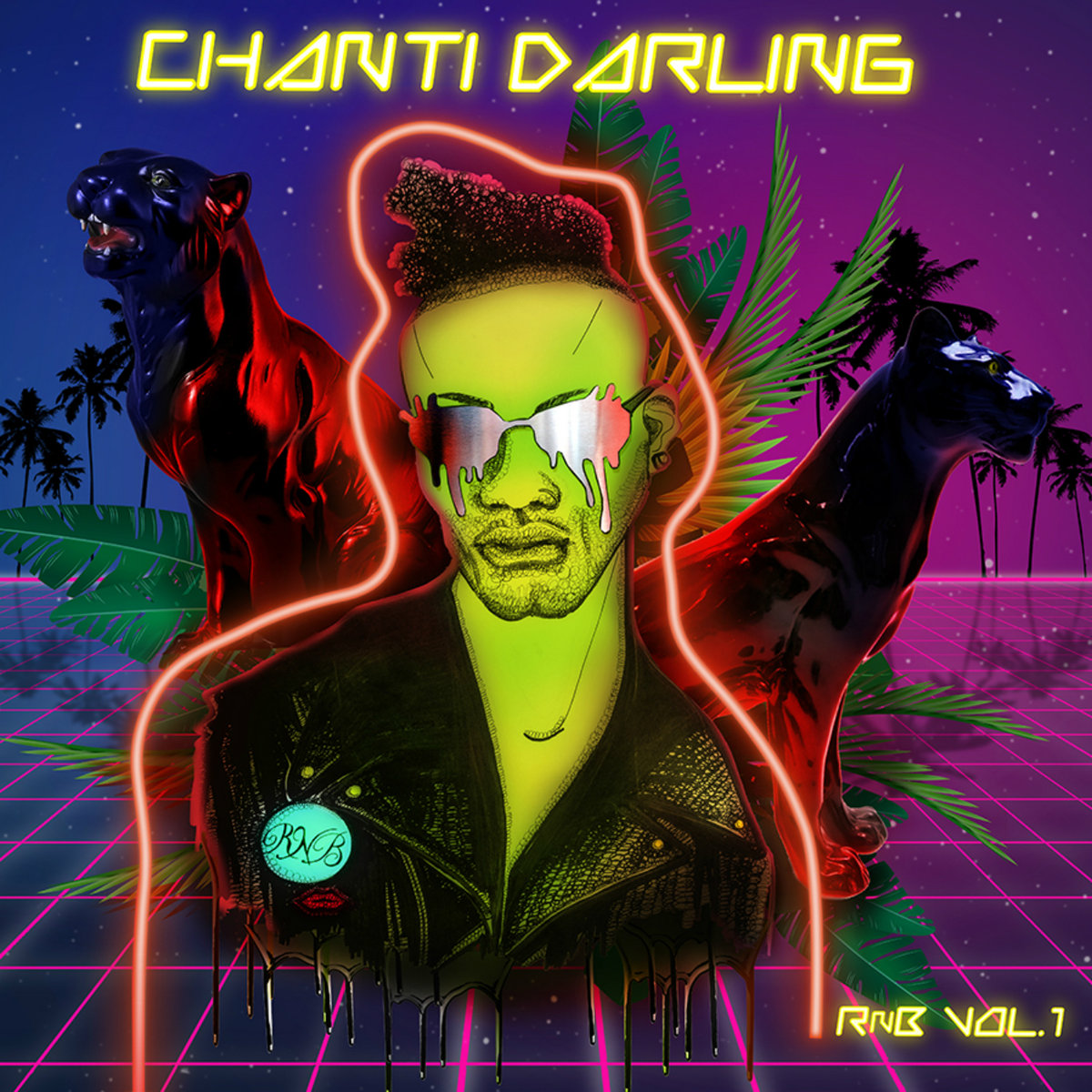 Chanti Darling - RNB VOL.1 - Mixing