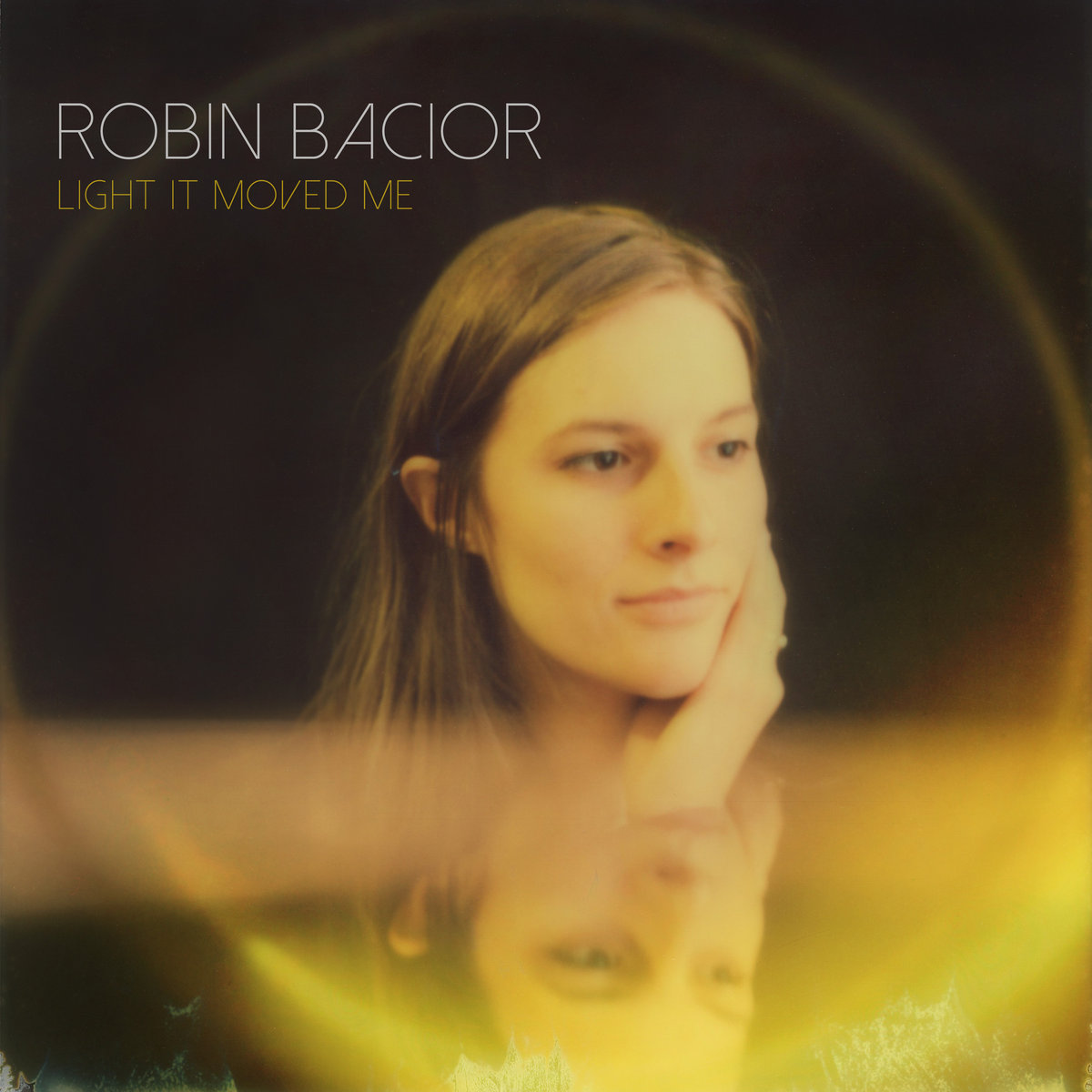 Robin Bacior - Light It Moved Me - engineering / production / mixing