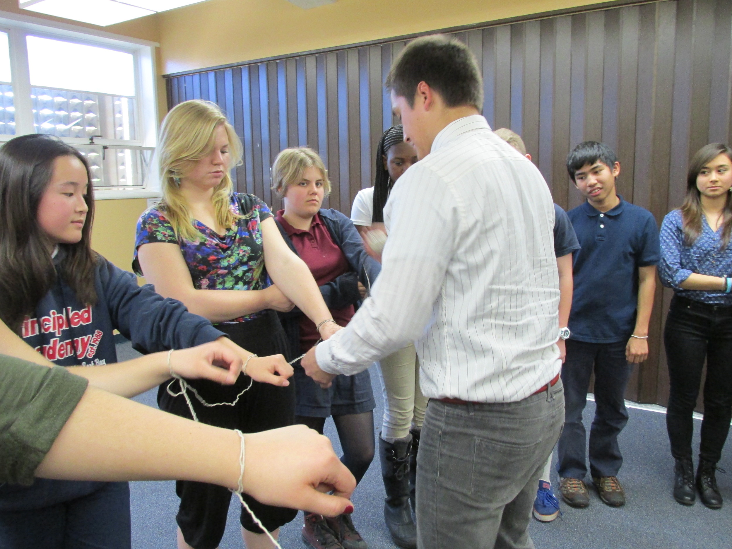 Sunny leading the string activity for connections