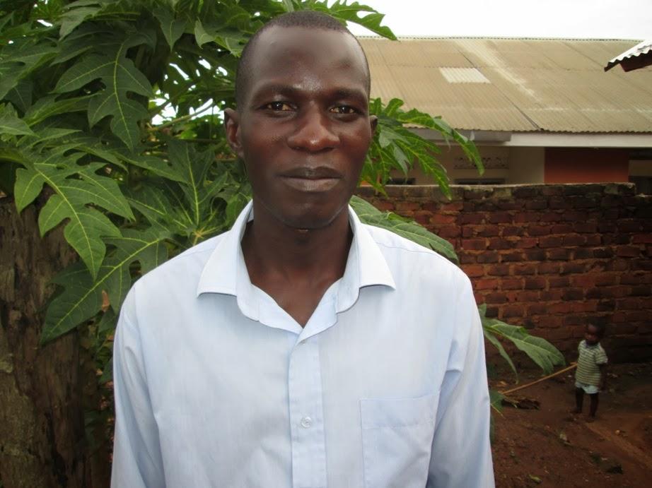 Pastor Bita James Oloo