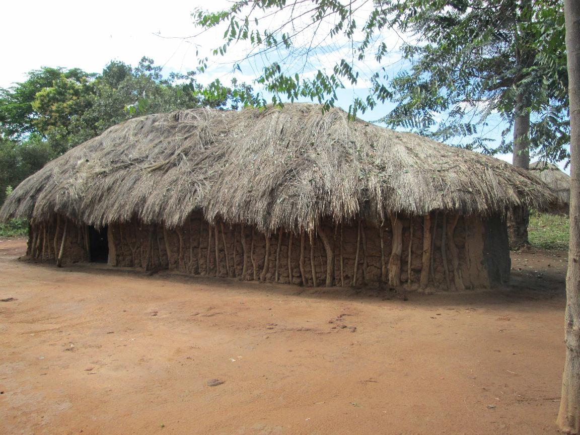 Bukamunda village meeting place