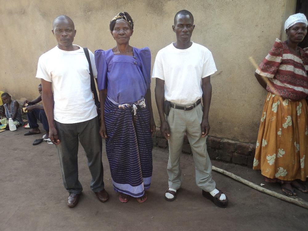 organizing Elder with Joshua and Jimmy