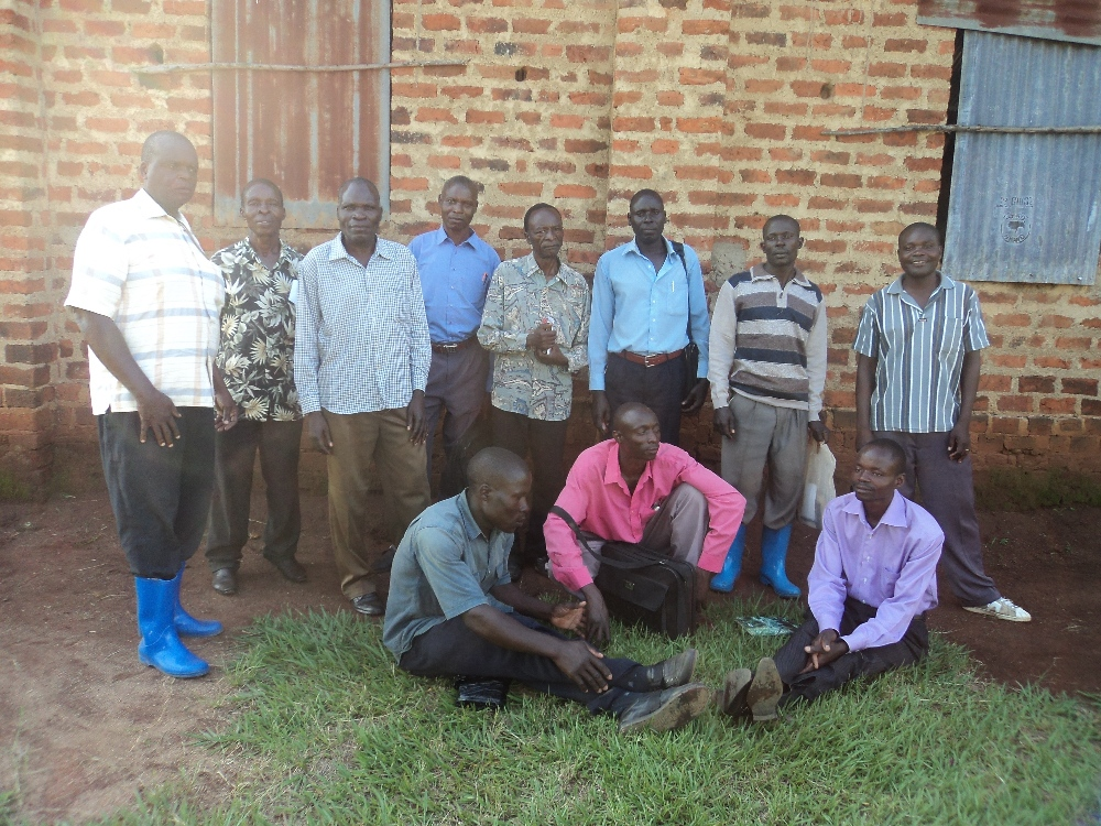 "this small group will grow to over 200 Pastors and Church leaders meeting in June-----it's amazing                                                                                 Kijagajo village, Buswale sub-county, Namayingo district.                                                                                                      Pastor Bishop Bita James Oloo     Dad             We traveled safely with Joshua from Entebbe on 22rd.  We boaded our first taxi [16 passenger van] from Entebbe to Kampala then another to Bugiri where we met the  pastors/elders who came from Kamuli. We all then took a boda boda  with all our stufs (bibles,generator, lantern and our clothes in other bags], riding 25kms [18 miles] on a dusty village road to to the venue in Kijagajo village, Buswale sub-county, Namayingo district.                  We were welcomed with a great joy by the pastors who were already at the conference ground waiting for us. On 23rd which was our first day of the conference, president Museveni had come to Namayingo town. and many people had gone to see him. So the turn up was very low,about 63 pastors. After giving a full and detailed information about NTFI/BFU, We went on with the teachings. We handled several topics as we go on, like ""who are you"", tith and ""giving"" in the NT church, grace, repentance, the cross and blood, identity of an active village pastor/elder, foot washing and praying for the sick according to the James.              The turn up increased from 63 to 150 to 170 to 200 and 250 on the last day. 33 different village churches was represented. A minimum of 5 leaders from every church. We had more than enough food that everyone enjoyed a real village meal at the conference. We even had some beans and flour left after the conference, which they packed for me and Joshua. The village organizers collected some food but they needed more help from us.             Most of them who attended recieved the word with great joy apart from some few who opossed us strongly when we talked about TITH. As usual we  were touching on the pastors wallet. There is a challenging situation in the church of this district, whereby every denomination thinks that they are the only ones with the right doctrine. Someting which has caused a great division among the churches and leaders. Yet they all lack the truth of Gods word.  Another serious problem is the false prophets/maniplators who come from Kenya to manipulate and mislead the churches in many diference ways. Kenya has the highest population of prosperity pimps, false prophets and cultism in east africa. The holy spirit helped us to handle these isues through a carefuly studay of the scriptures and the pastors/elders were helped a lot to get to know the truth of God's word. They all testified that the conference has helped a lot to open their eyes truth. Son Jimmy"