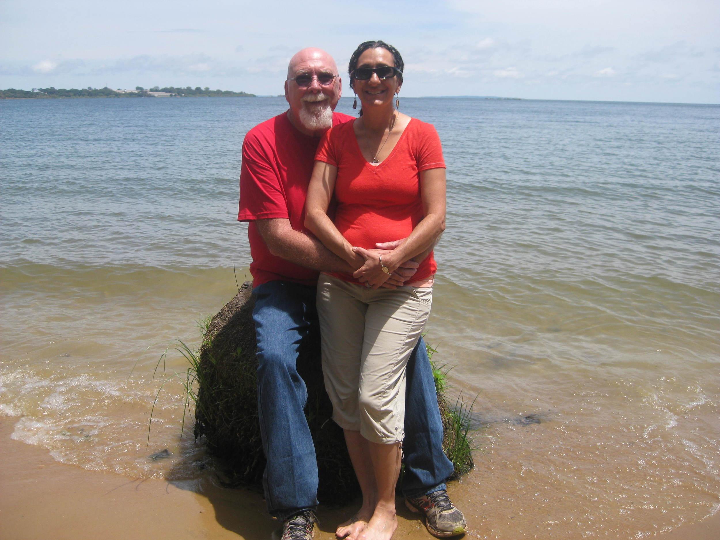 danny lynette lakeside.JPG