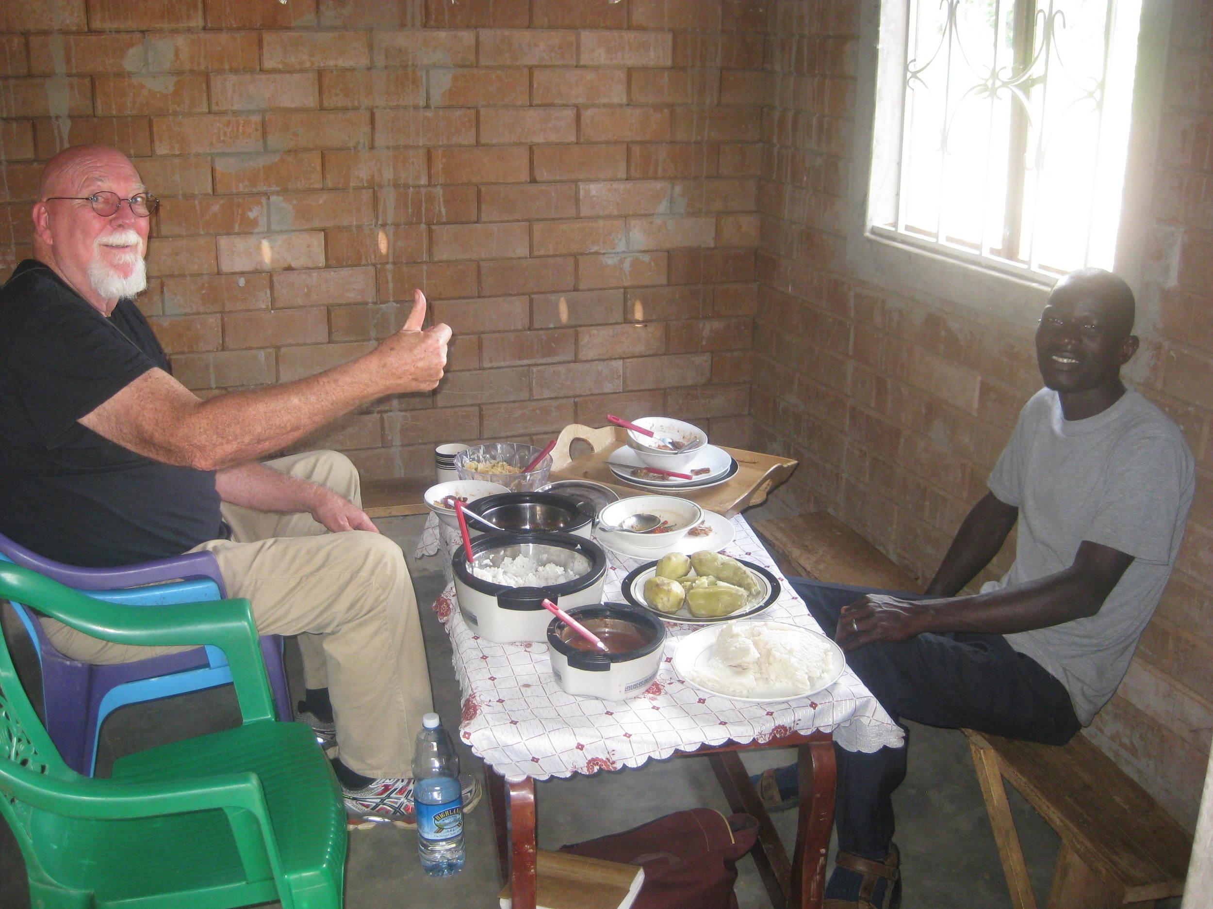 oct 15 lusenke office lunch.JPG