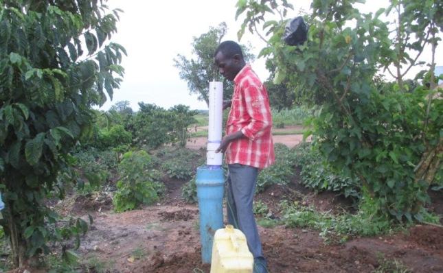 oct 15 well bucket in use.JPG