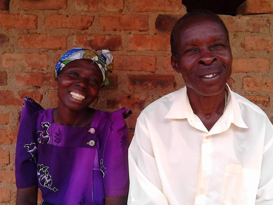 Pastor and Mrs. Hillary Katandi