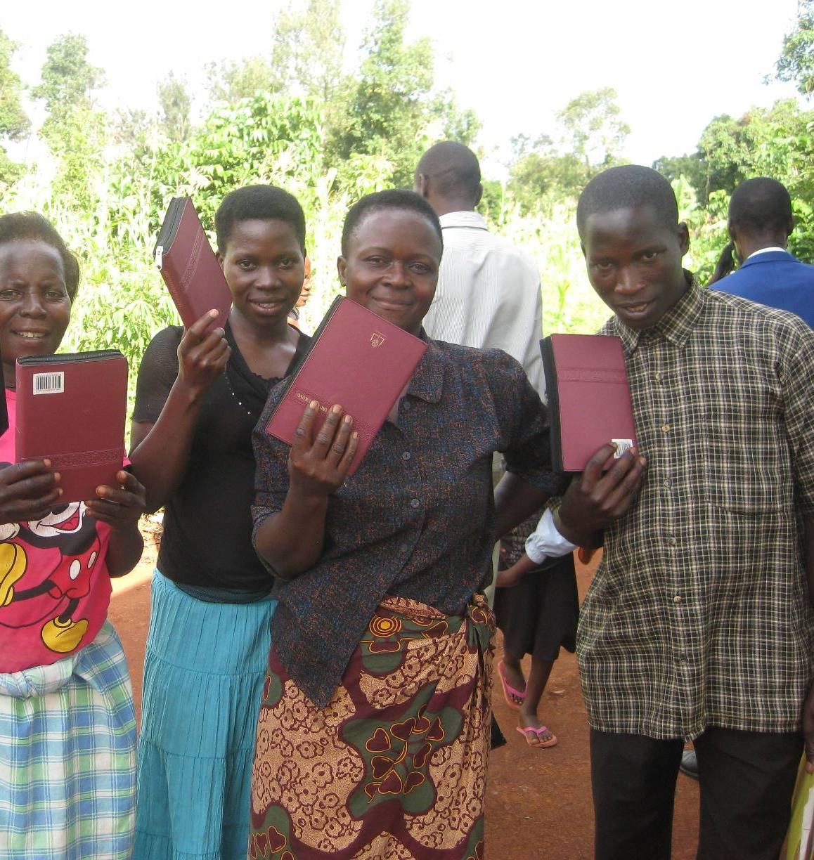 BFU First bible recipient group photo..JPG