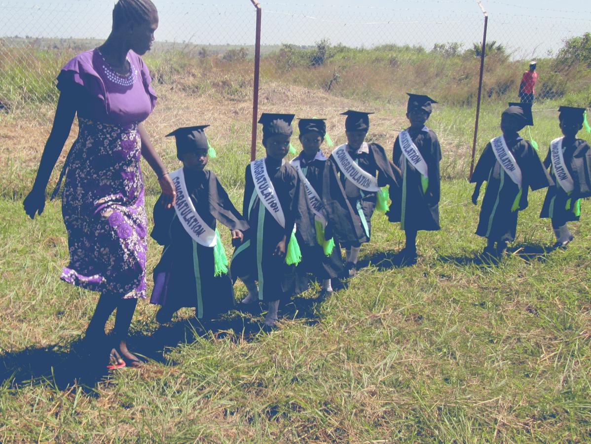 First Graduating Class – December 18, 2014