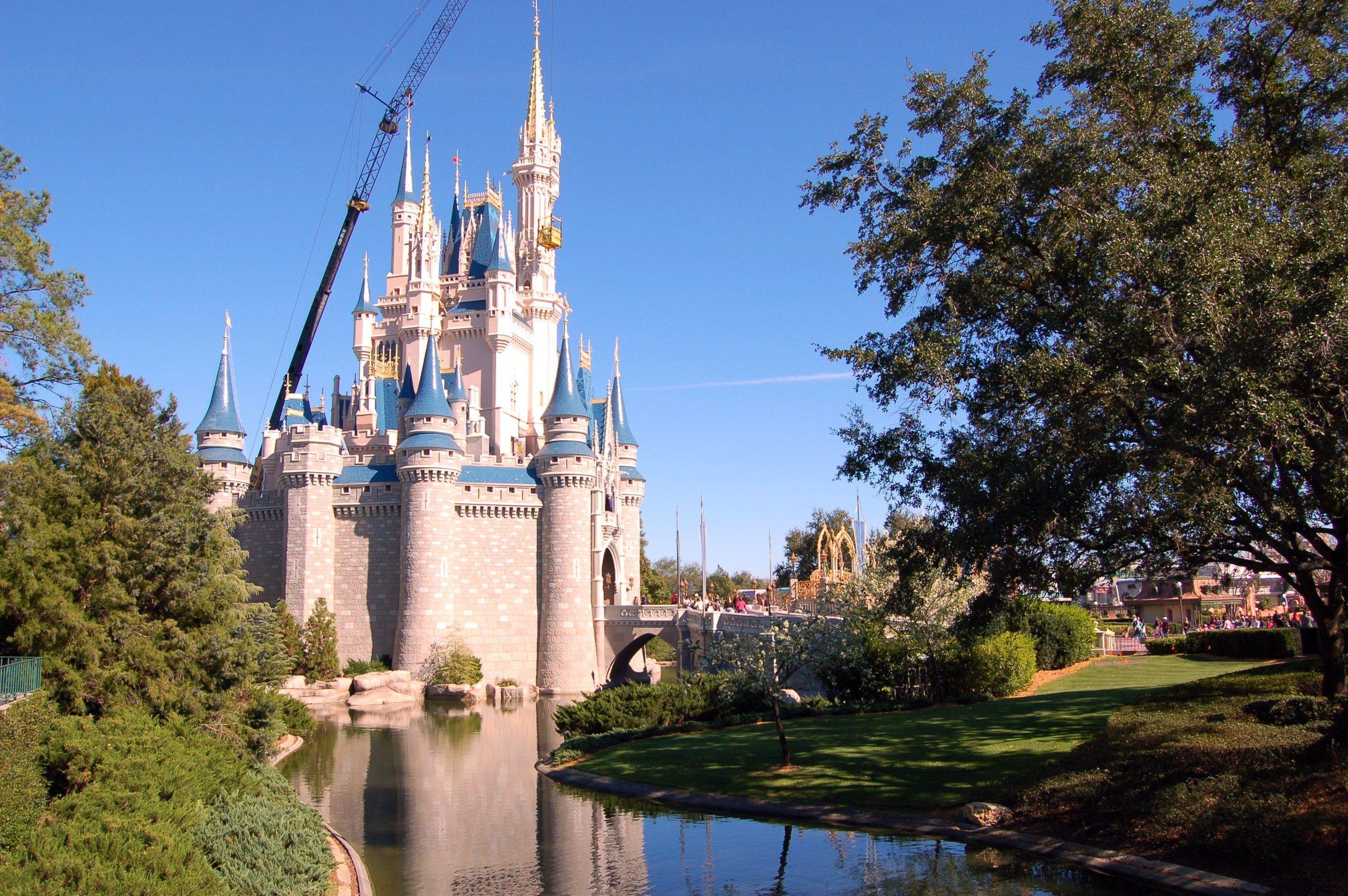 Building the castle
