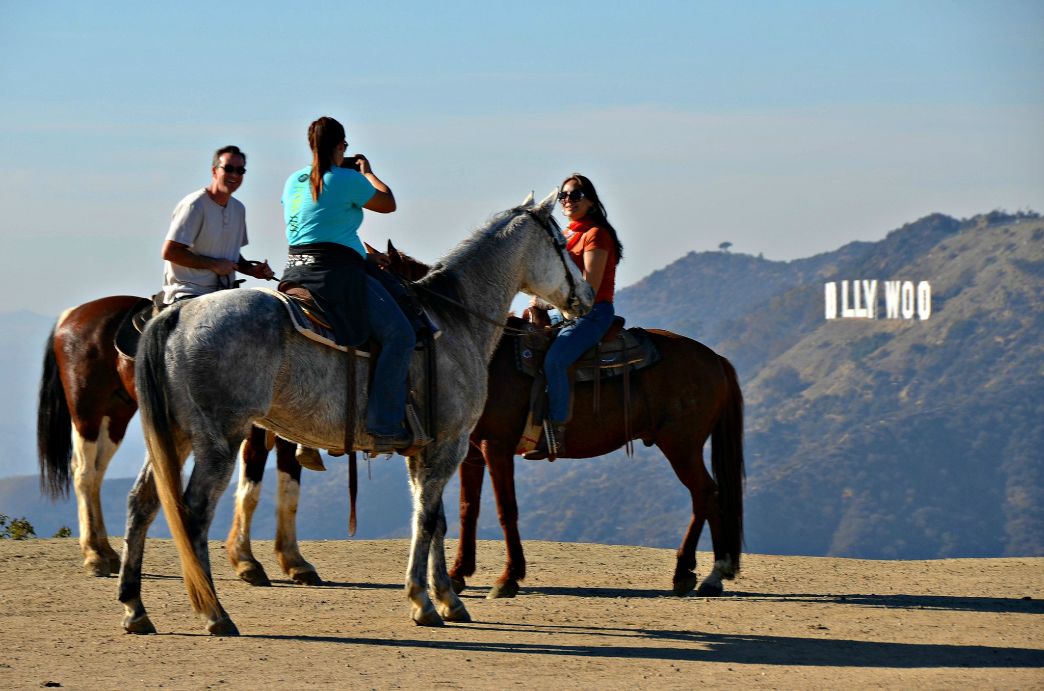 Horse-backed and Hollywood-bound