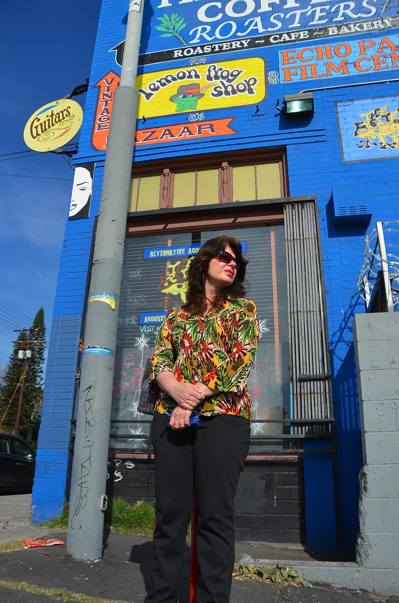 Sunset & Alvarado, Echo Park