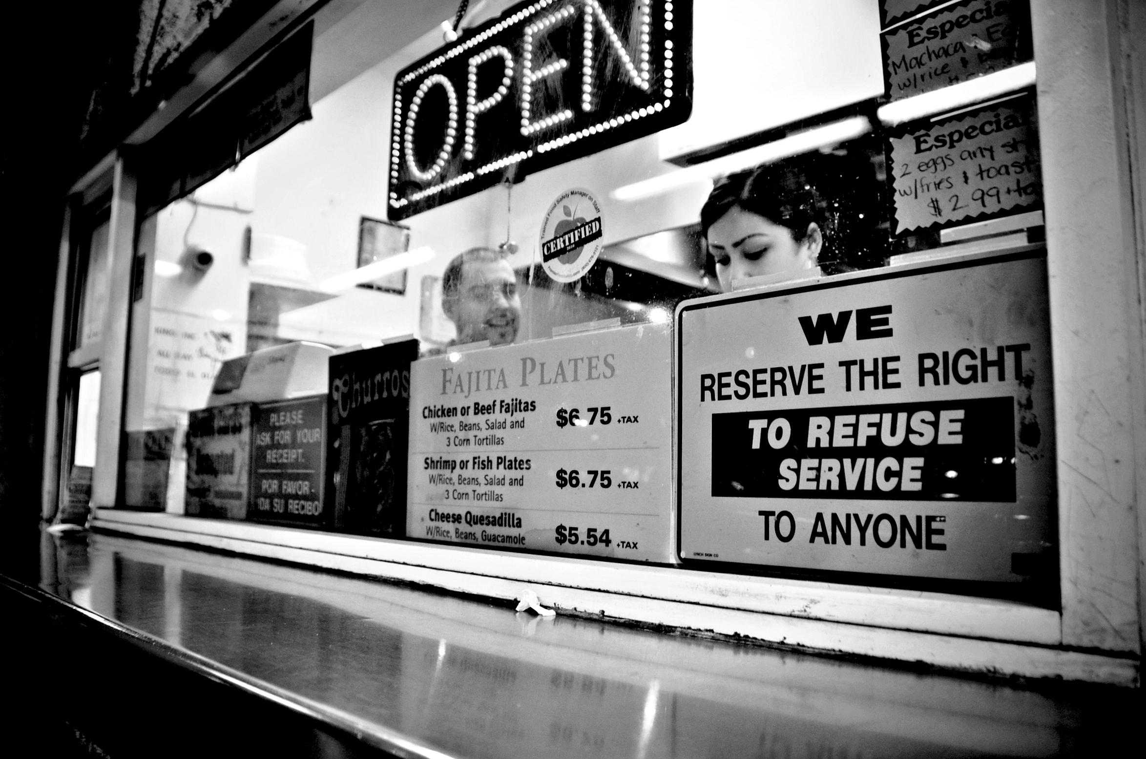 Burrito King, Echo Park