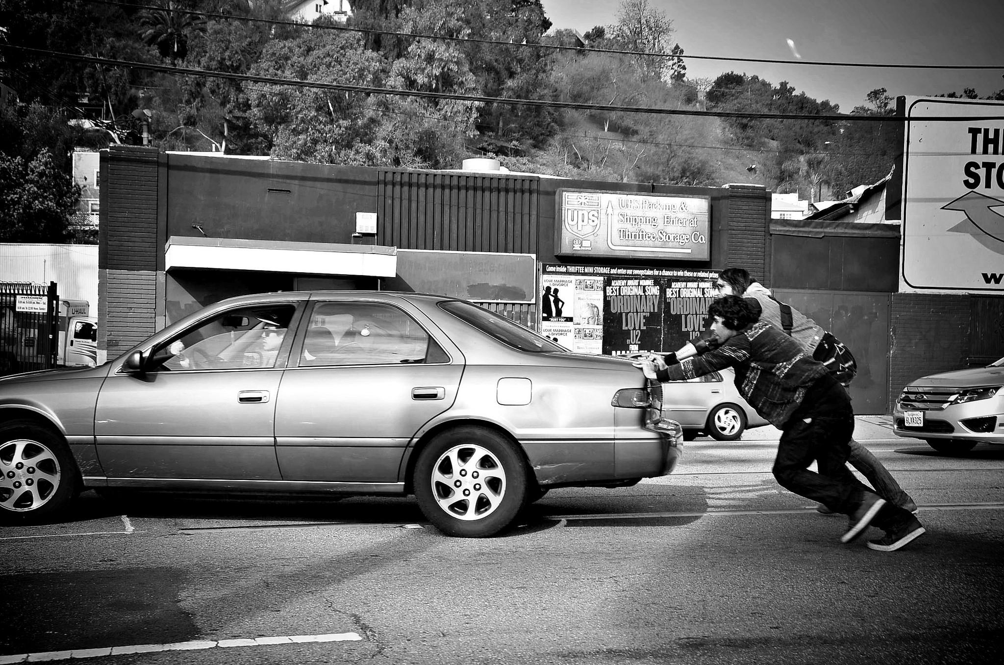Glendale Blvd., Echo Park, Los Angeles