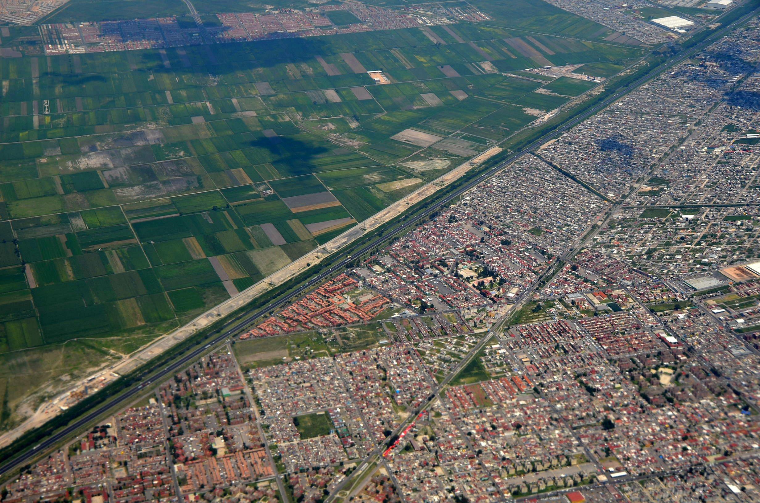 Urban Meets Agricultural