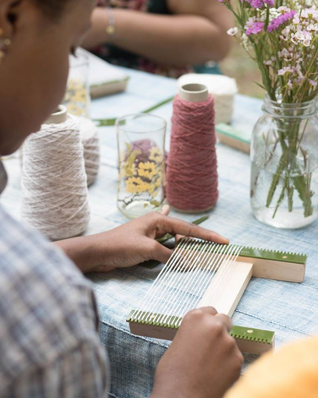 Just added a few more spots to our upcoming workshop!! Tap the link in our profile for more Info✨✨ WELCOME TO WEAVING: MEDITATIVE WEAVING BASICS Workshop by Rachel Snack of @weaverhouseco  June 1, 1-4pm  Location: Cuttalossa / 47 North 2nd Street, Philadelphia, PA 19106  This workshop is a mini textile retreat, for those who wish to learn the craft of weaving in an inspiring and thoughtful setting. Instructor Rachel Snack approaches weaving as a meditative process, and during this 3-hr weaving workshop, students will learn the basics of weaving on a frame loom and the history of the art form in a conscious learning environment. The practice of weaving is slow, mindful and repetitive. When this process is embraced it can be relaxing and therapeutic for the mind and body. Along with the weaving steps, students will also learn about different yarns and their uses, finishing techniques (how to complete your weaving after it's taken off the loom) and ideas for future textile designs. Most students will walk away with a finished weaving – a piece of wall art, a pillow decoration or woven accessory – but this is not necessary as all students will be able to keep their looms, weaving supplies and fiber for future projects. Beautifully crafted looms and quality yarns will be selected for this class to guarantee all projects created are made to last. This workshop also includes light snacks and refreshments, and a special shopping discount in @cuttalossa !