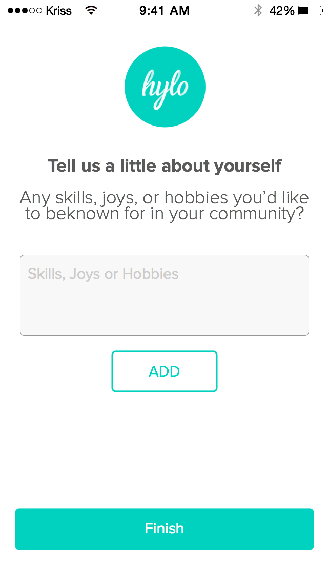 SKILLS, JOYS & HOBBIES