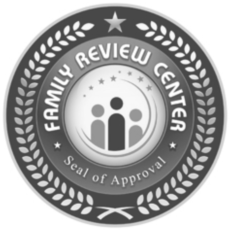 Family Review Seal BW.jpg