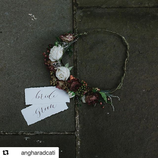 Love seeing my calligraphy alongside other amazing suppliers work. Can't wait to see the final pics from yesterday's wedding in Tenby  @angharadcati @hanna_justimagine  @forbesfield @penallyabbeyhotel @blanchecardiff @meganandclaude