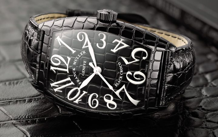Franck Muller Group designs and manufactures almost all the components of its timepieces.