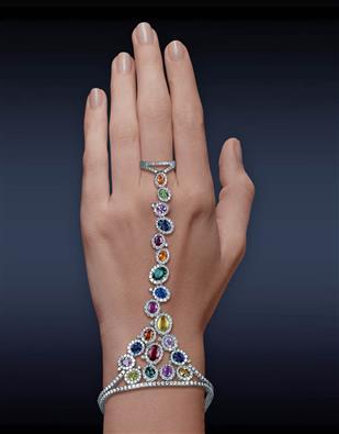 Cascata Hand Bracelet  91431562