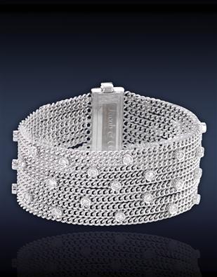 Coil Diamond Bracelet  90713060