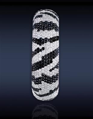 Zebra Safari Bangle  90814711