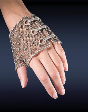 Diamond Mesh Glove  91327393