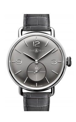 Bell and Ross Vintage Watch WW1 Ruthenium   CALL US: 312-944-3100