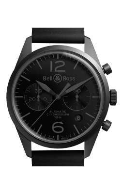 Bell and Ross Vintage BR Chronograph Watch BR126 Phantom   CALL US: 312-944-3100
