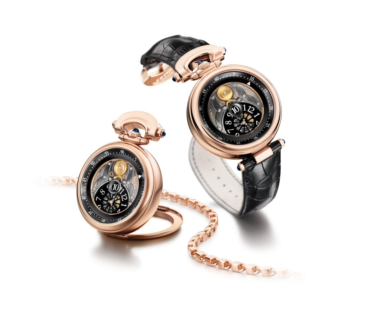 Bovet Watch   Amadeo Fleurier Complications   Ref. Nr.  AFHS003    Call 312-944-3100  | For Availability