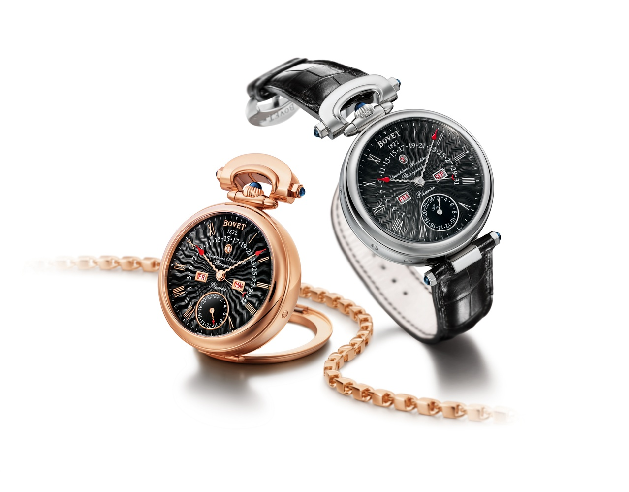 Bovet Watch   Amadeo Fleurier Complications   Ref. Nr. AGMT005/AGM    Call 312-944-3100  | For Availability