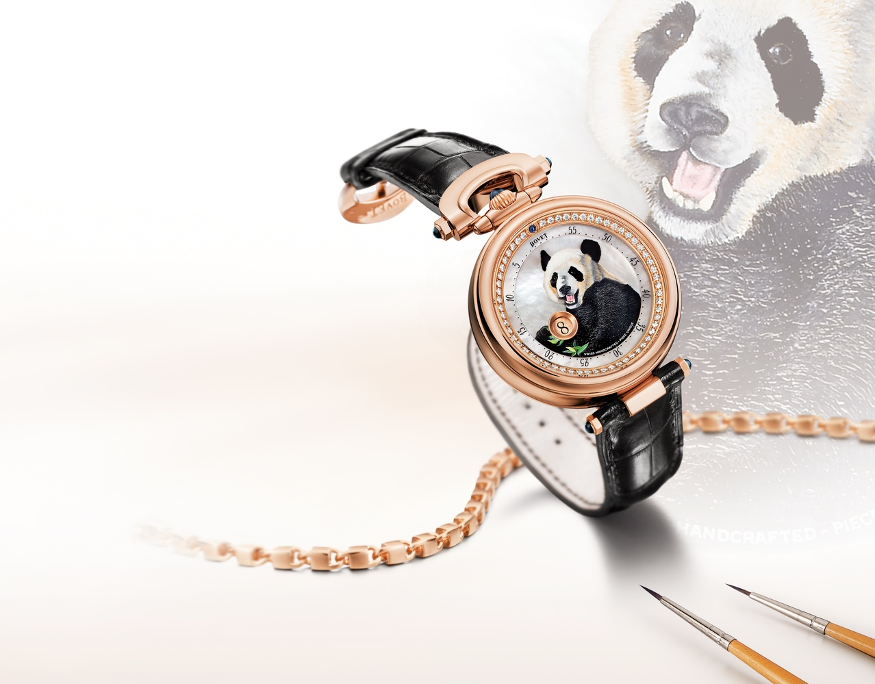 Bovet Watch   Amadeo Fleurier Complications   Ref. Nr. AFHS507    Call 312-944-3100  | For Availability