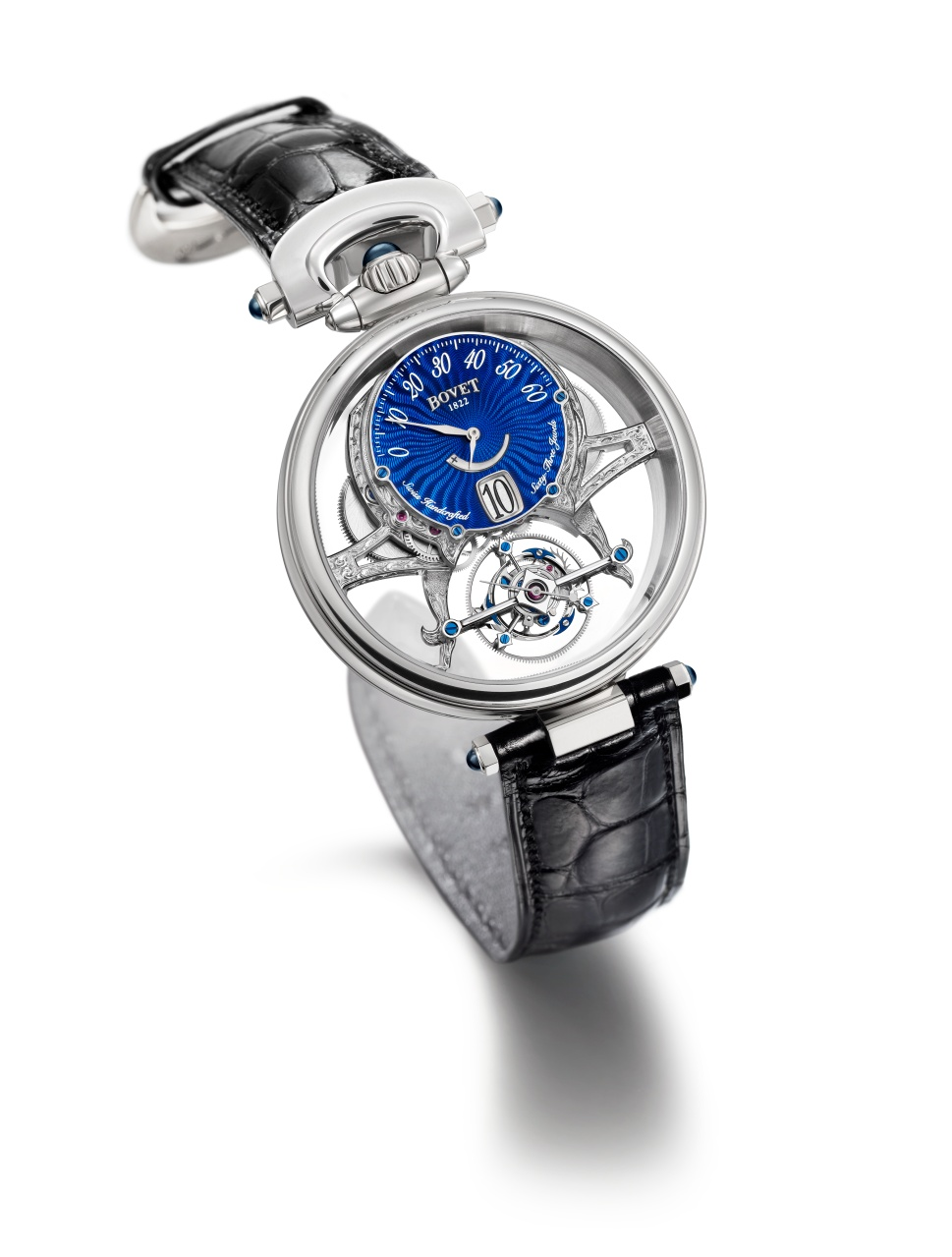 Bovet Watch   Amadeo Fleurier Grandes Complications   Ref. Nr.  AIVI016    Call 312-944-3100  | For Availability