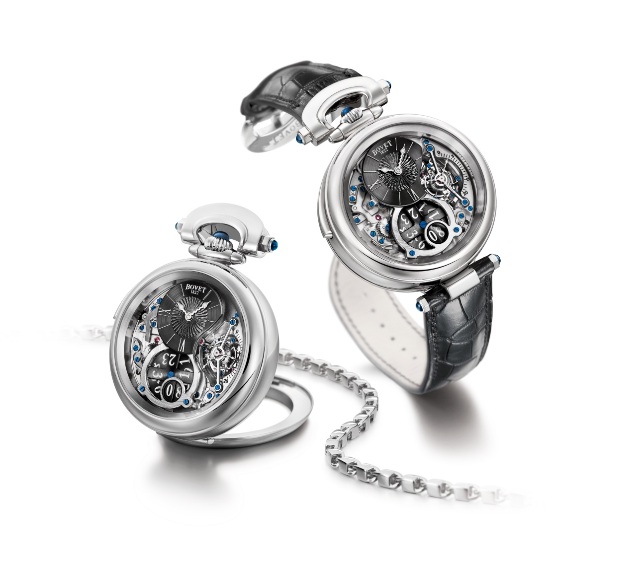 Bovet Watch   Amadeo Fleurier Grandes Complications   Ref. Nr.  AIGDA002    Call 312-944-3100  | For Availability