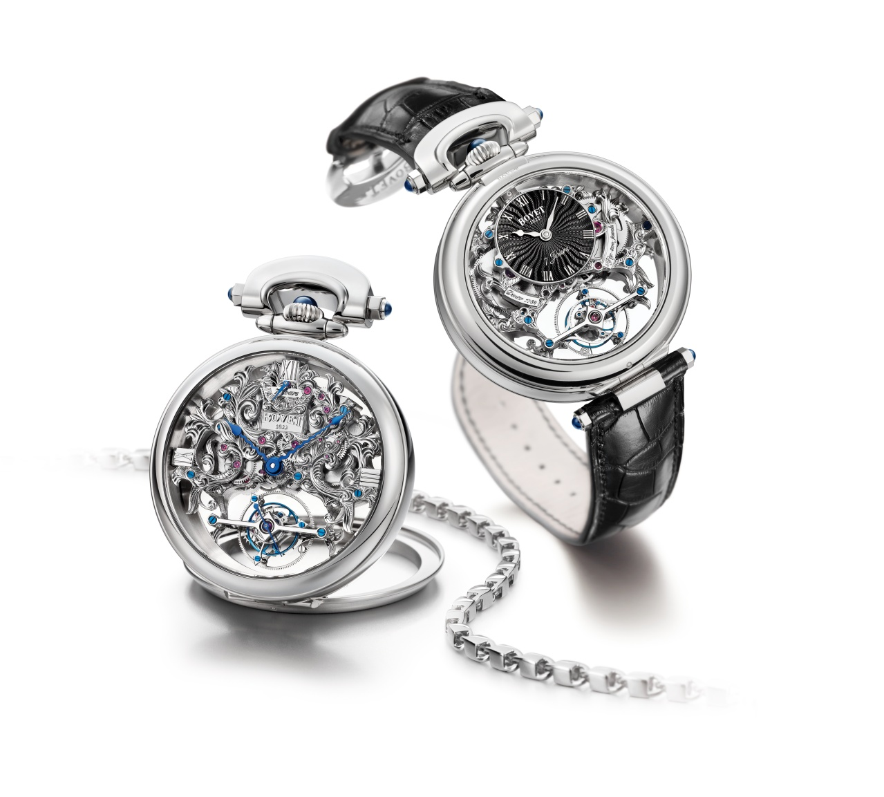 Bovet Watch   Amadeo Fleurier Grandes Complications   Ref. Nr. AIFSQ16    Call 312-944-3100  | For Availability