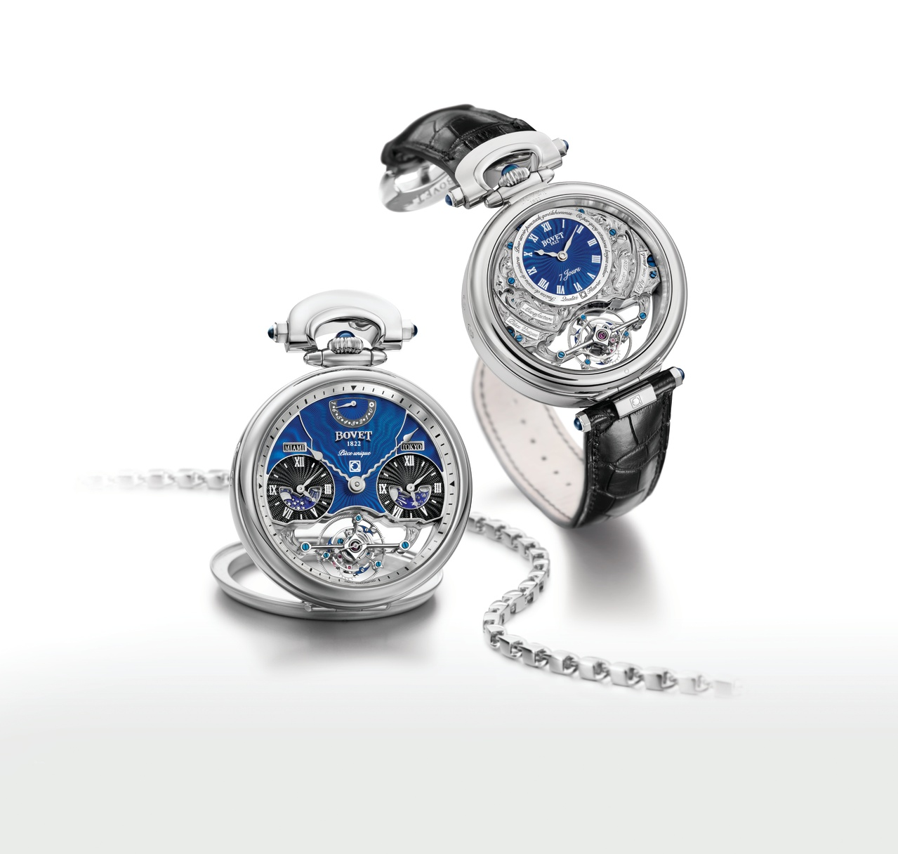 Bovet Watch   Amadeo Fleurier Grandes Complications   Ref. Nr.  FQF CERTIFIED    Call 312-944-3100  | For Availability