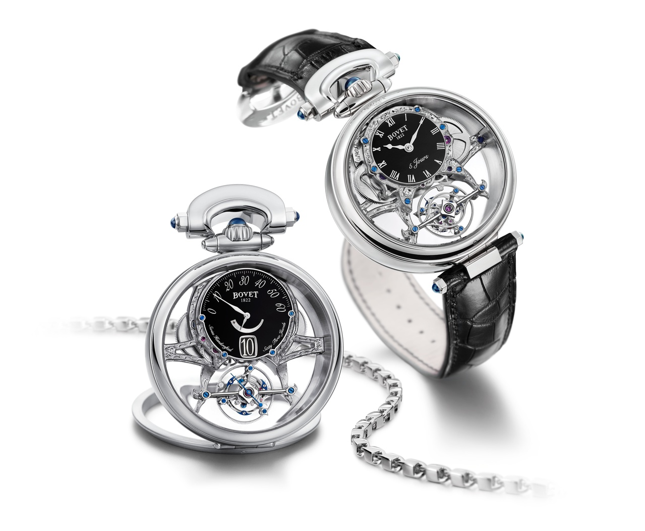 Bovet Watch   Amadeo Fleurier Grandes Complications   Ref. Nr.  AIVI002    Call 312-944-3100  | For Availability