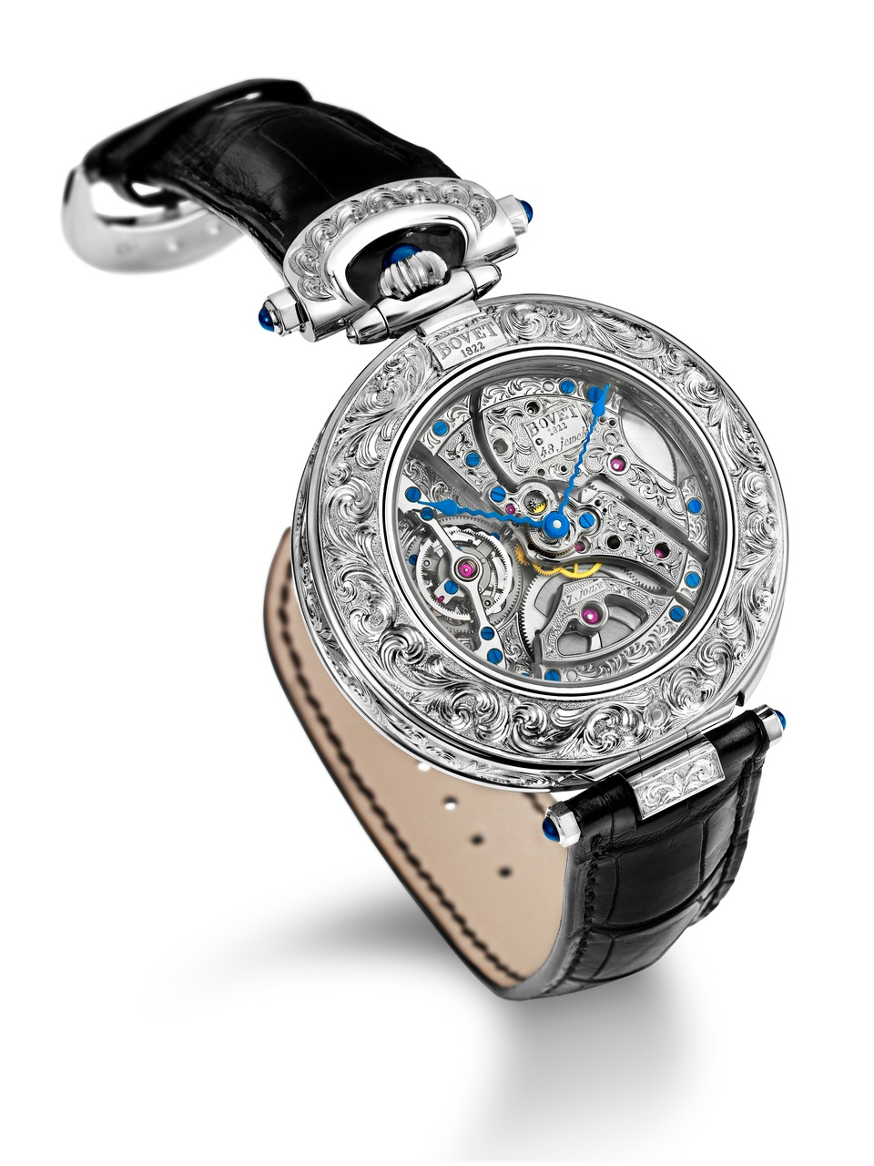 Bovet Watch   Amadeo Fleurier Grandes Complications   Ref. Nr. AIHS004-G1234    Call 312-944-3100  | For Availability