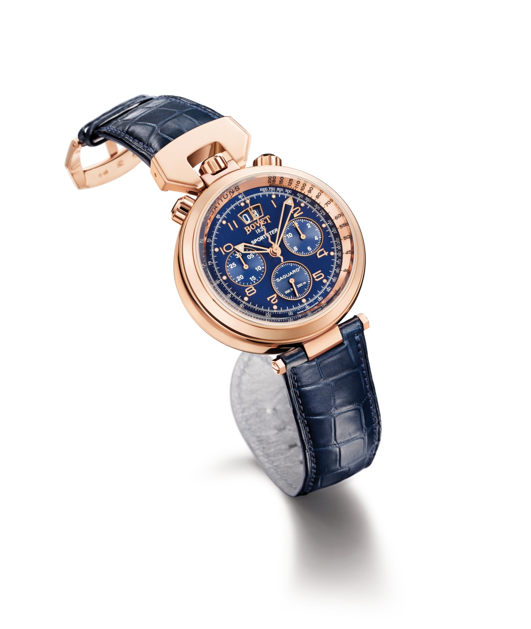 Bovet Watch   Sportster   Ref. Nr.  SP0416-MA    Call 312-944-3100  | For Availability