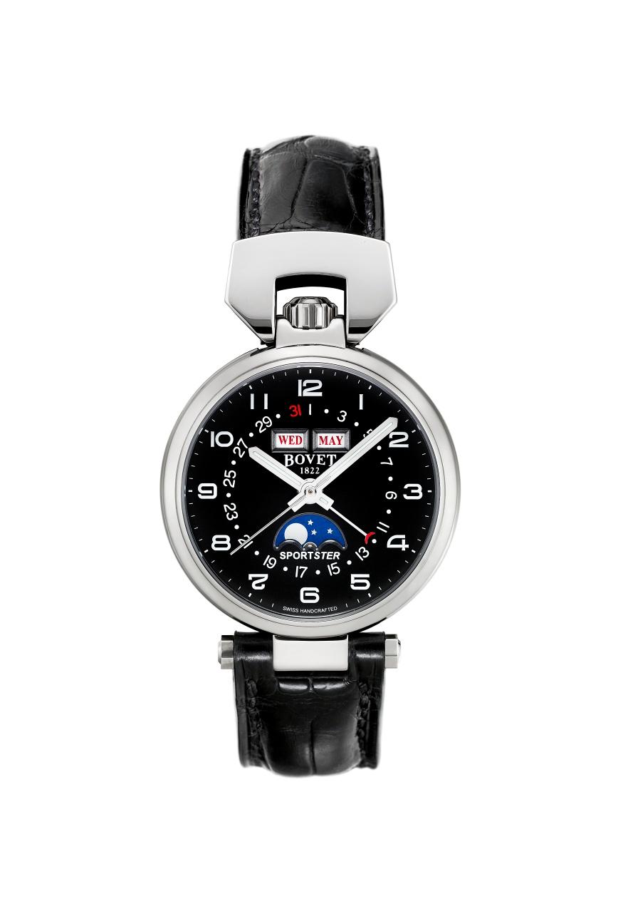 Bovet Watch   Sportster   Ref. Nr. QA0064    Call 312-944-3100  | For Availability