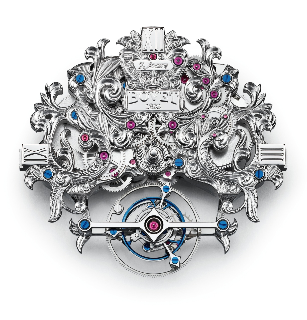 Bovet Watch    Ref. Nr.  AIFSQ016    Call 312-944-3100  | For Availability