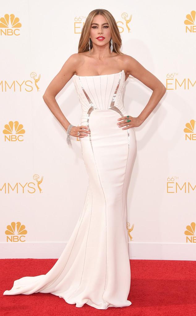 The look that took our breath away. Roberto Cavalli gown. Lorraine Schwartz jewelry.