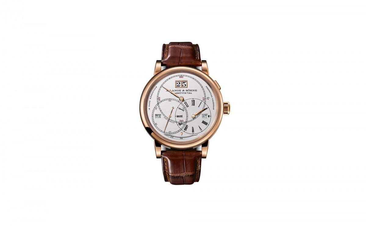"Calendar Watch Prize: A. Lange & Sohne Richard Lange Quantieme Perpetual ""Terraluna"""