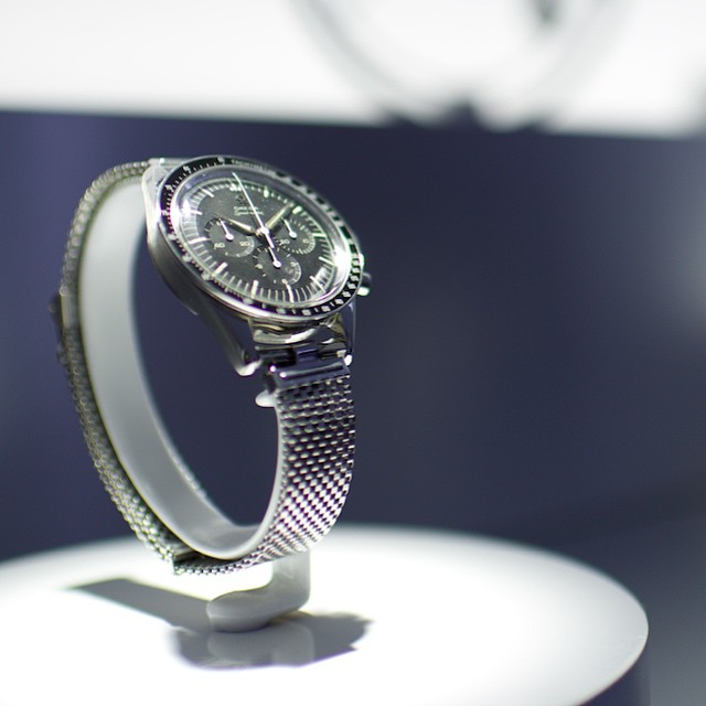 "The original ""First OMEGA in Space"", the same model worn by astronaut Walter ""Wally"" Schirra in 1962."