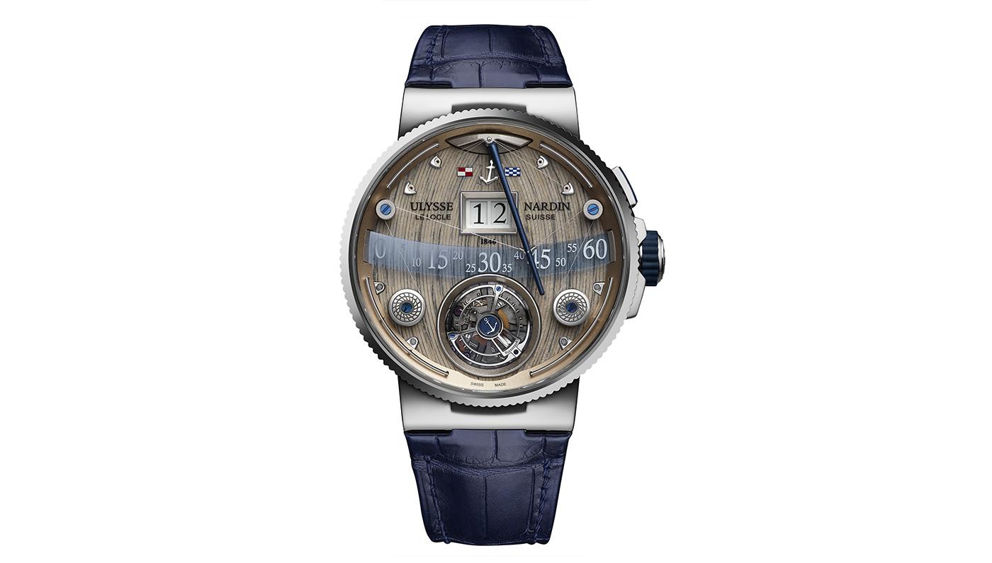 Ulysse Nardin  Grand Deck Watch