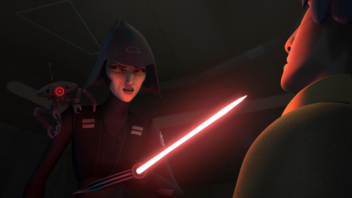 (Photo: Lucasfilm Animation)