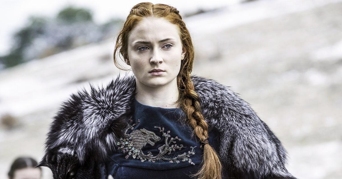 Sansa Stark Game of Thrones season 8 sophie turner