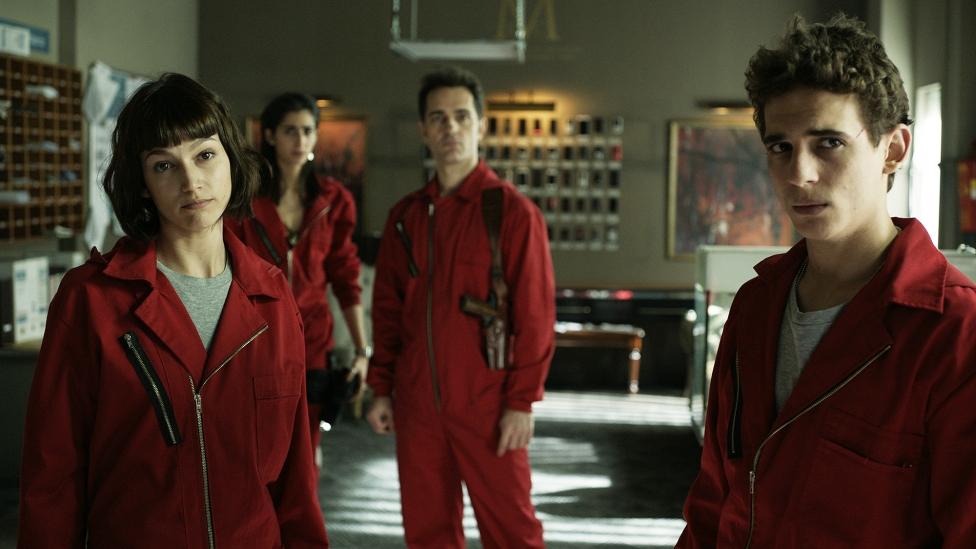 Why 'la Casa De Papel' Is the Only Show on Netflix You Should Be Watching Right Now
